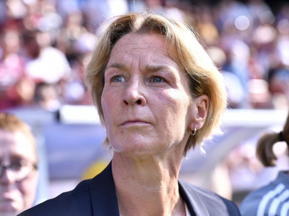 Martina Voss-Tecklenburg sieht große Herausforderung
