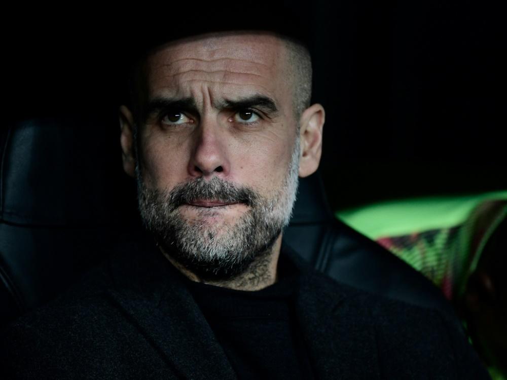 Untersützt eine Stiftung in Barcelona: Pep Guardiola