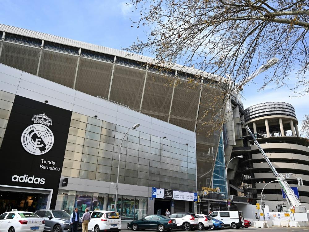 Real Madrid stellt das Bernabeau-Stadion zur Verfügung