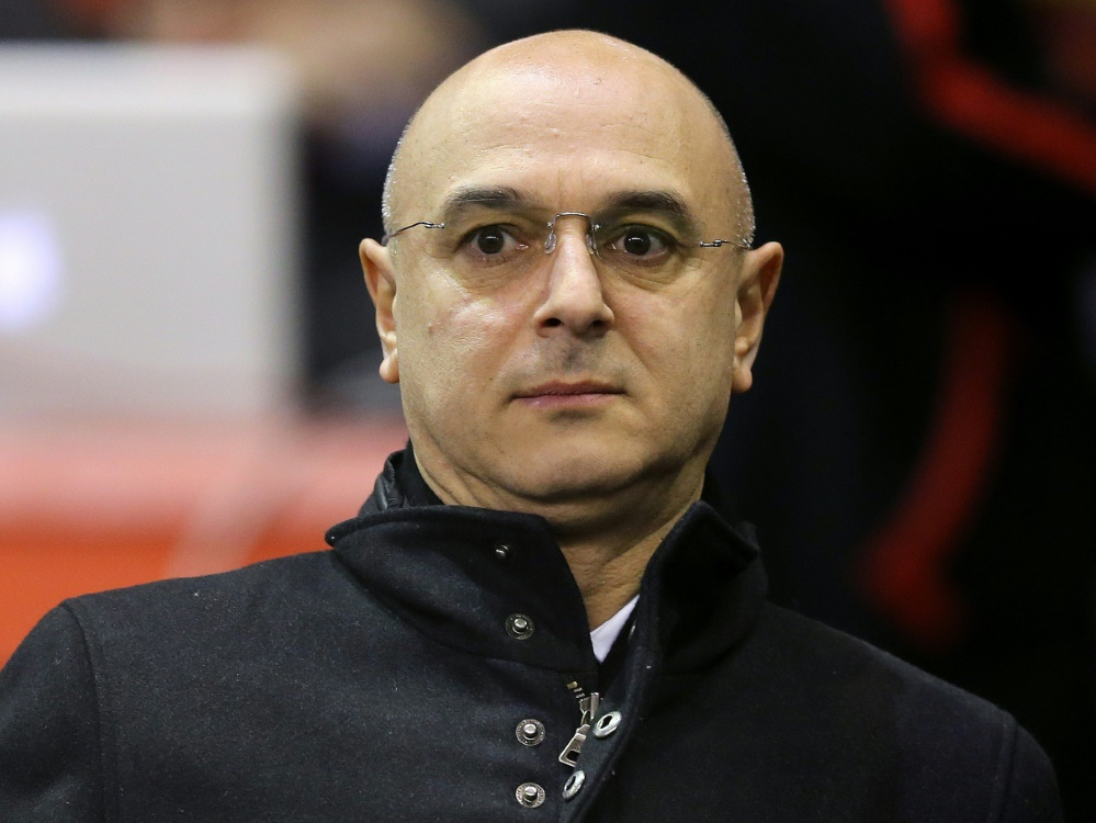 Daniel Levy, Präsident von Tottenham Hotspur