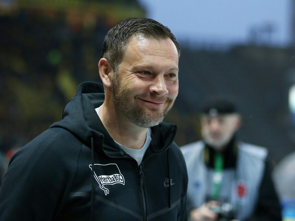 Pal Dardai war bis 2019 Trainer der Hertha-Profis