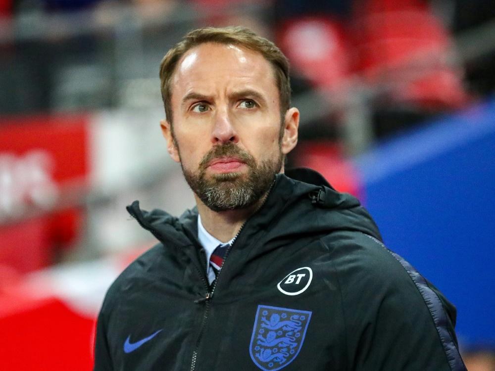 Englands Nationaltrainer verzichtet auf Gehalt