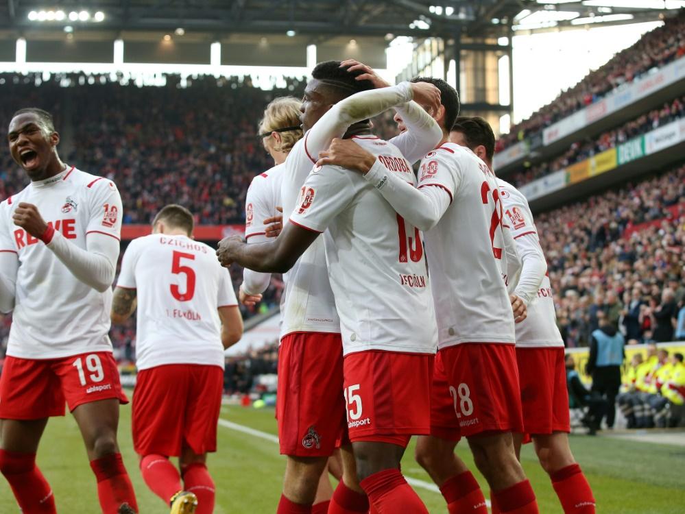Der 1. FC Köln spielt virtuell für einen guten Zweck