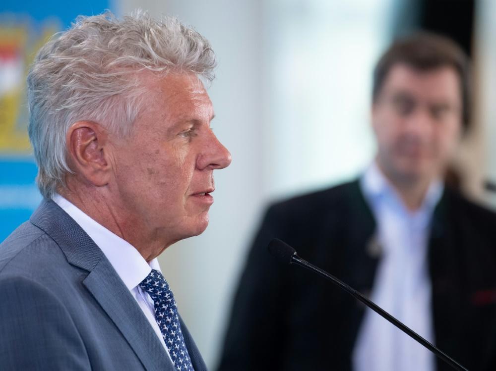 Münchens Oberbürgermeister Reiter begrüßt Entscheidung