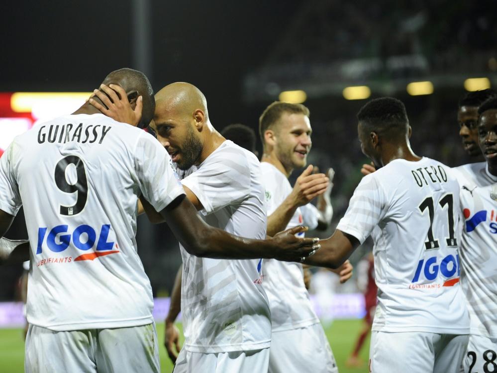 Amiens wehrt sich gegen den Abstieg nach Saisonabbruch