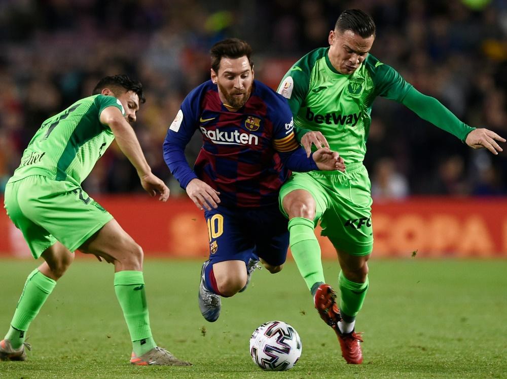 La Liga könnte am 20. Juni wieder starten