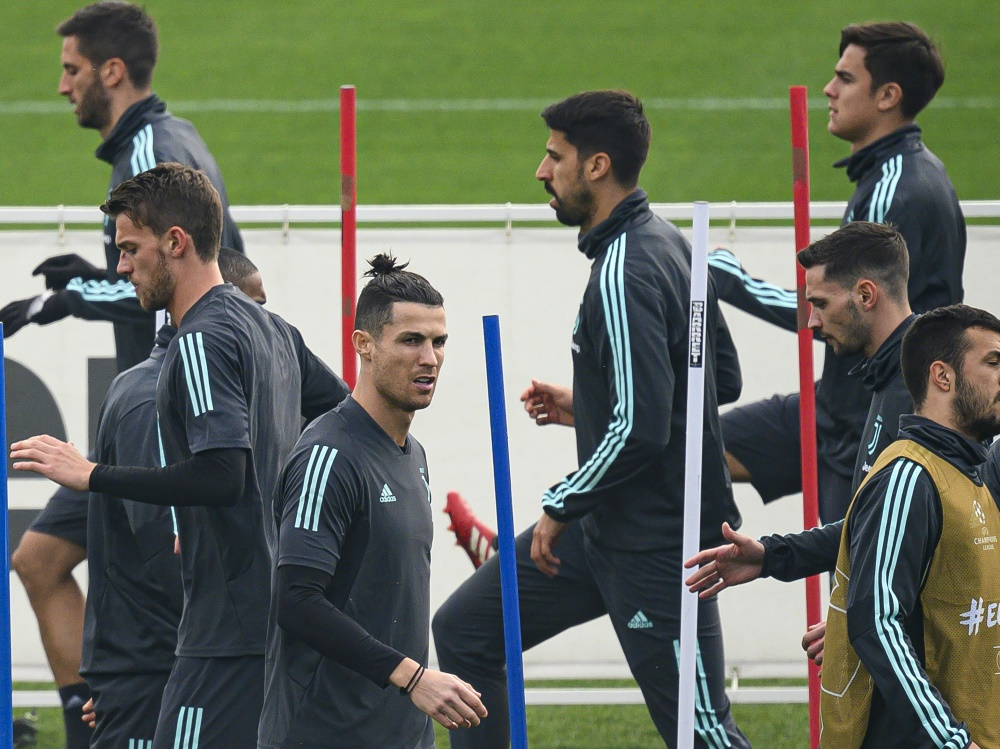 Montagabend soll Ronaldo zu Juventus Turin zurück kehren
