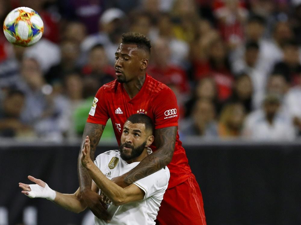 Bayern und Real sollen in München aufeinandertreffen
