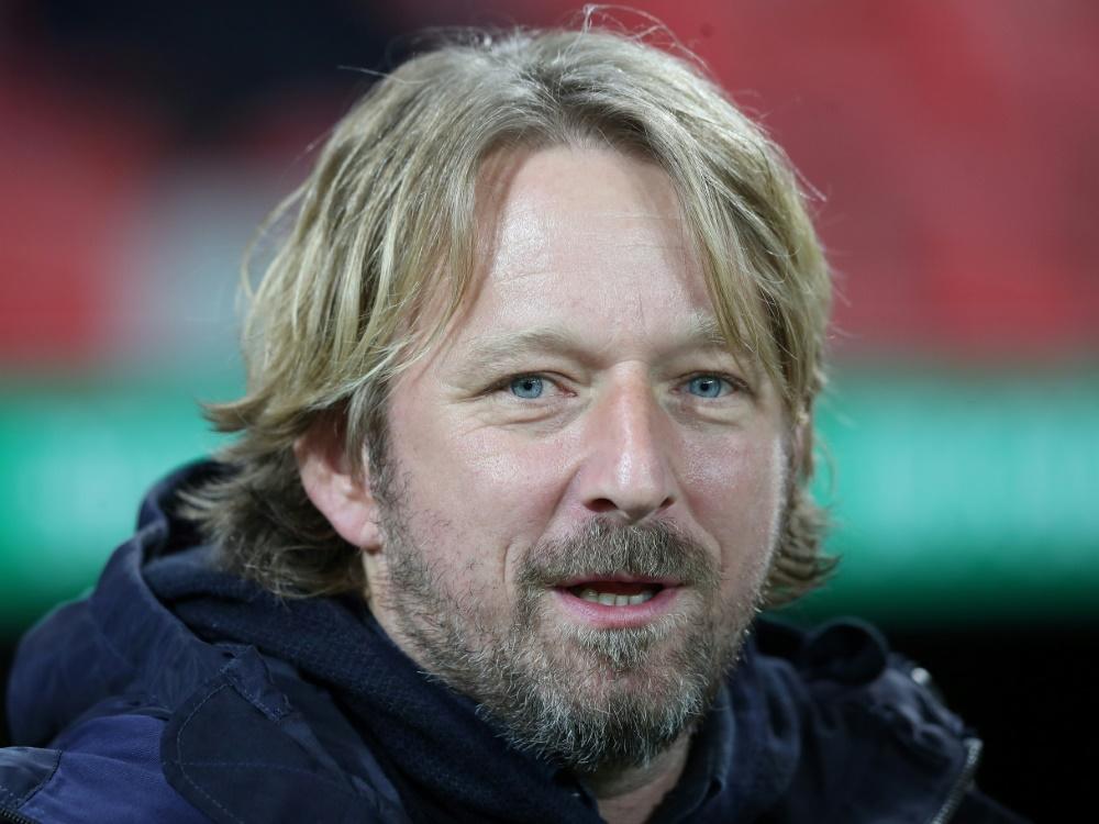 Sven Mislintat und der VfB Stuttgart legen Protest ein