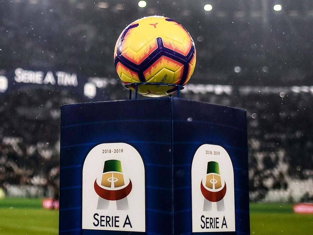 Der Ball ruht in Italien mindestens bis zum 14. Juni