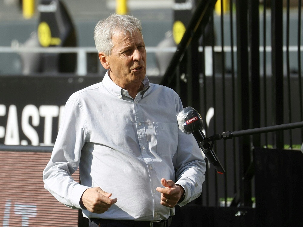 BVB-Coach Lucien Favre kritisiert Lothar Matthäus scharf