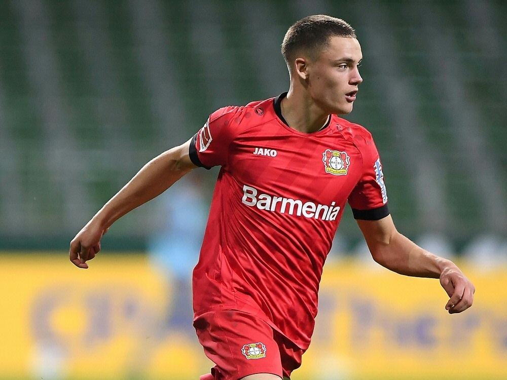 Florian Wirtz traf zum 2:4-Endstand gegen den FC Bayern
