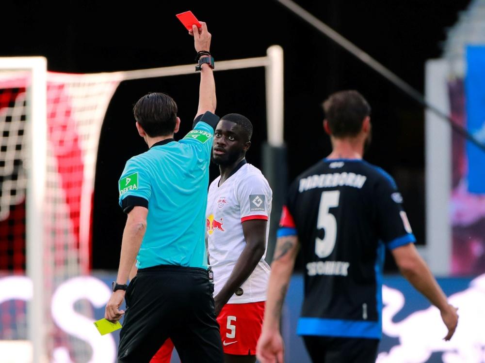 Paderborn holt einen Punkt gegen zehn Leipziger