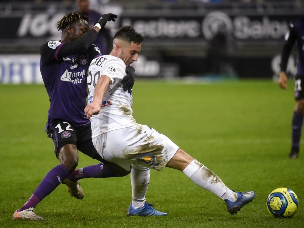Amiens und Toulouse können für die Ligue 1 planen