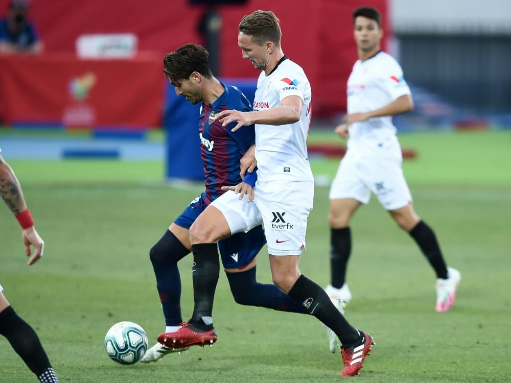 Sevilla und Levante trennen sich 1:1