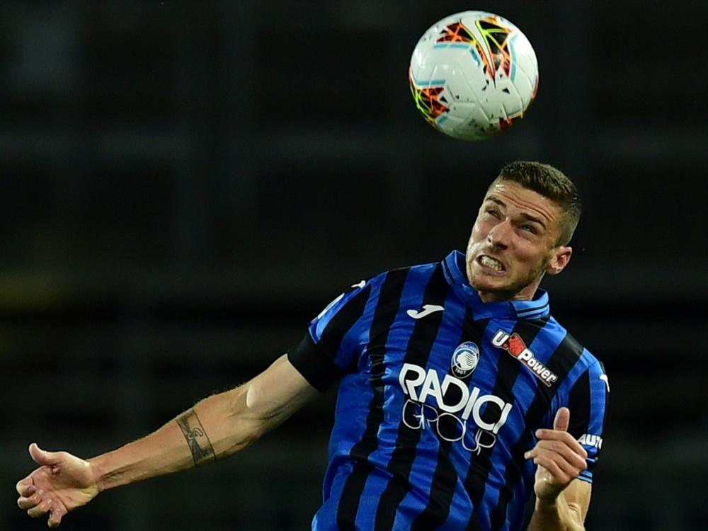 Robin Gosens festigt mit Atalanta Bergamo Platz vier