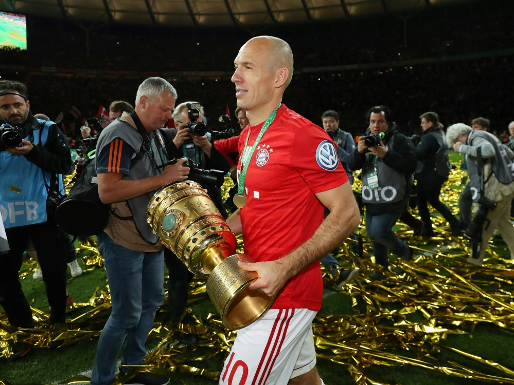 Arjen Robben kehrt zum FC Groningen zurück