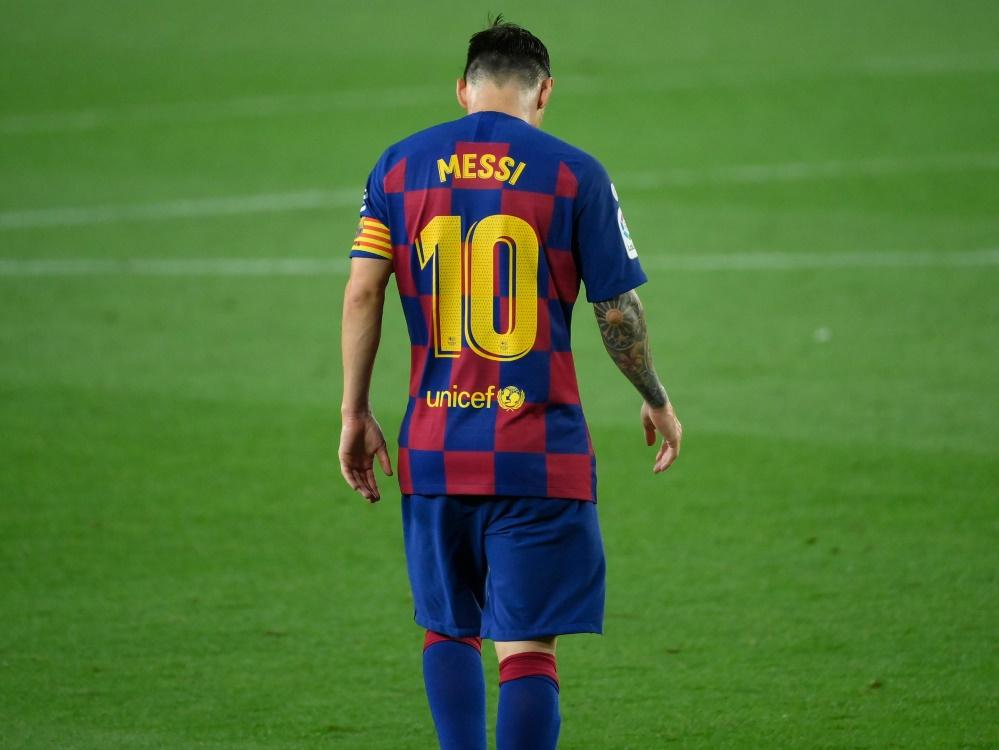 Messi richtet Warnung an die Mitspieler