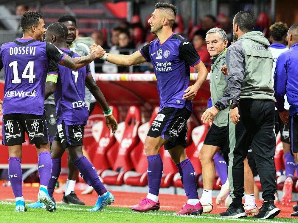 Der FC Toulouse wird von einem US-Investor übernommen