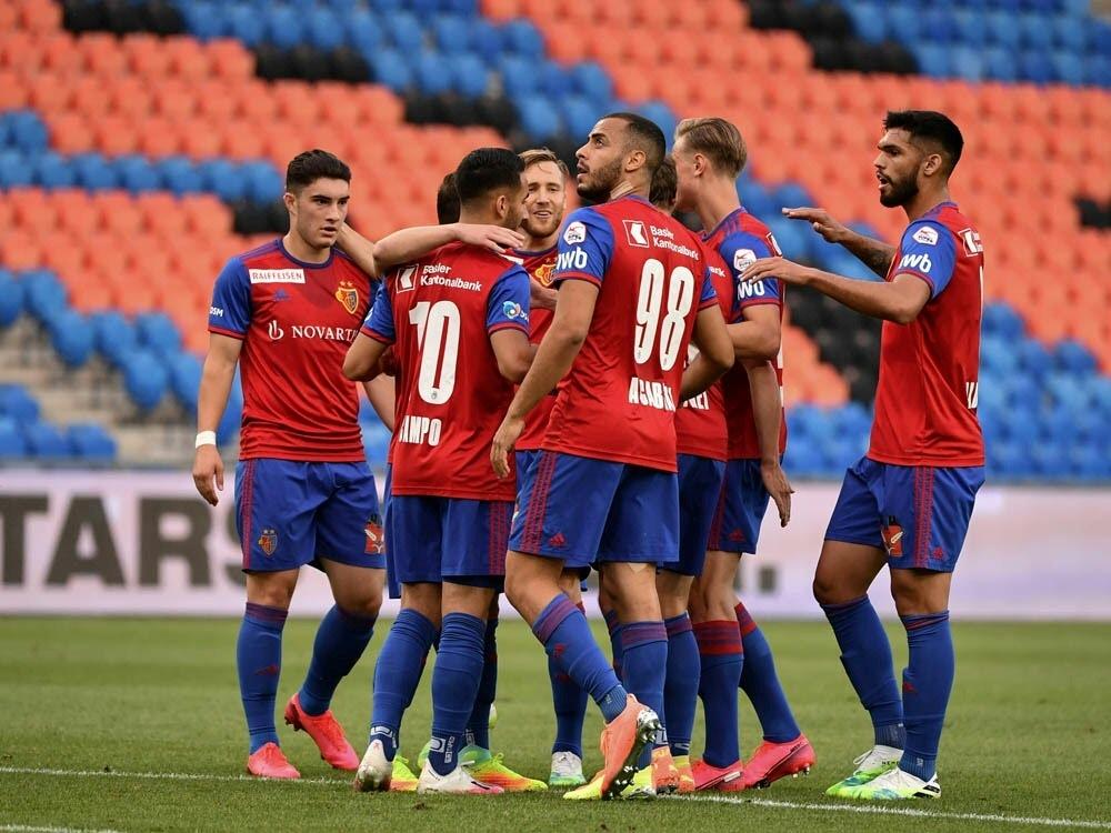 Schweiz: Positiver Coronatest beim FC Basel