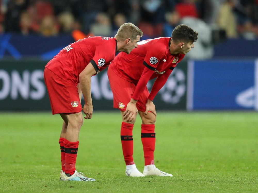 Leverkusen plant für die Europa League fest mit Havertz