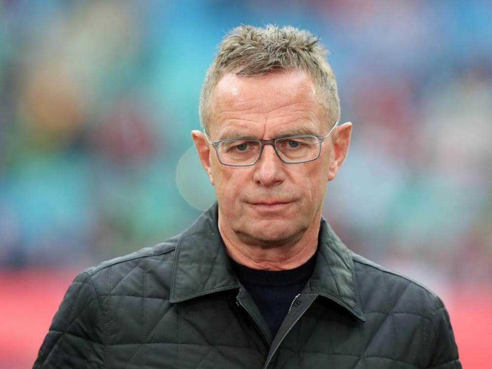 Nicht mehr für Red Bull tätig: Ralf Rangnick