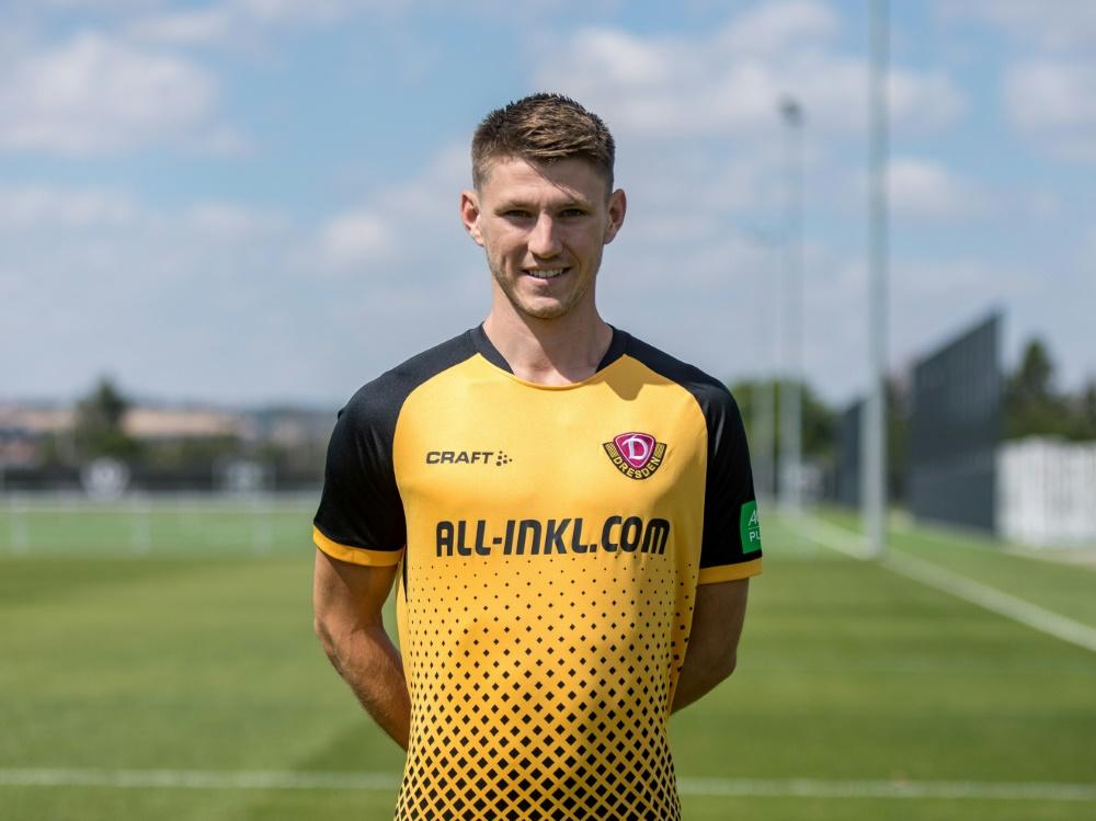 Becker war zuvor bei Eintracht Braunschweig aktiv