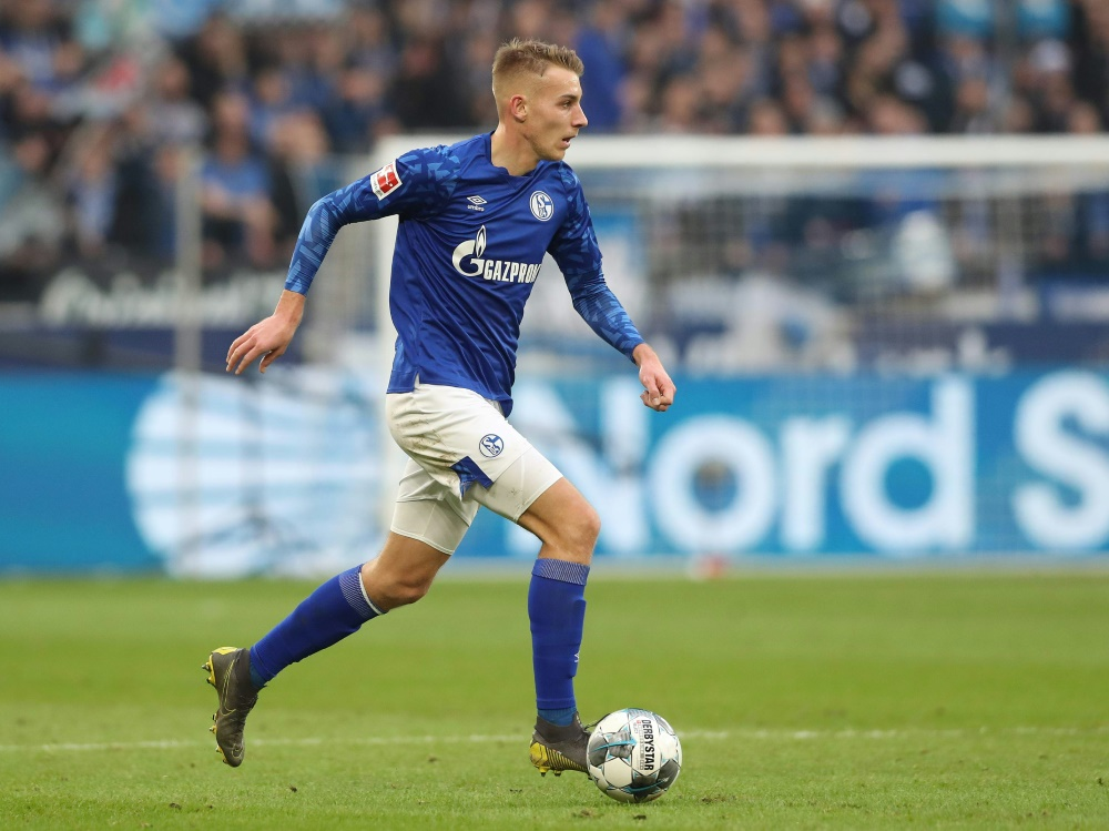 Bleibt vorerst auf Schalke: Eigengewächs Timo Becker