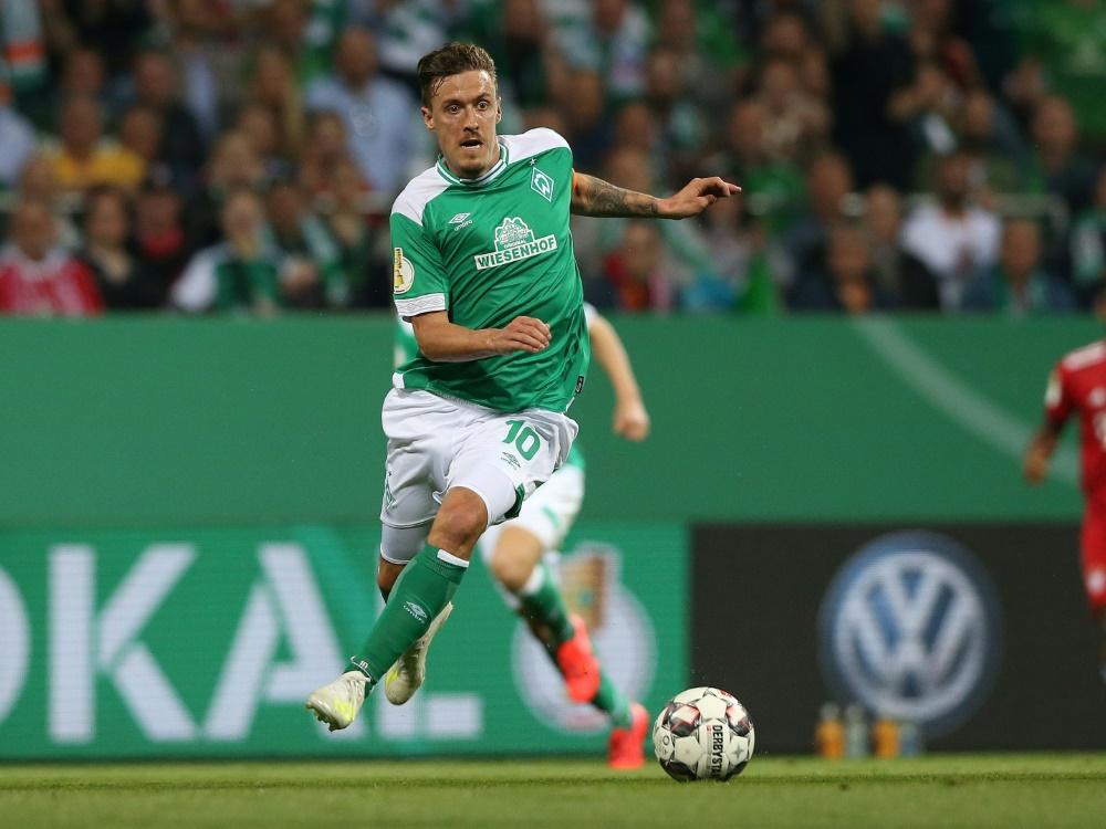 Max Kruse spielte von 2016 bis 2019 für Werder Bremen