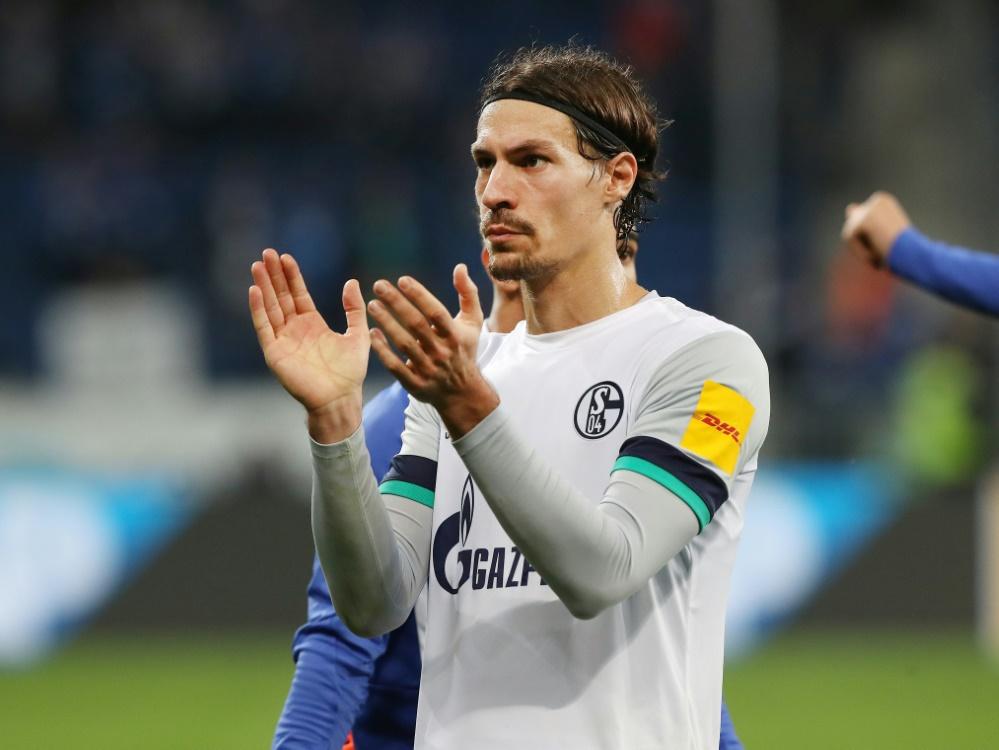 Stamboulis neuer Vertrag auf Schalke gilt bis 2023