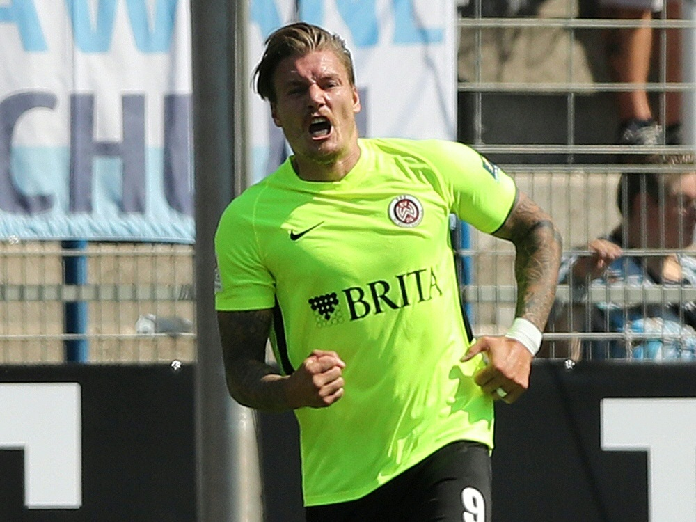Manuel Schäffler verlässt SVWW in Richtung Nürnberg   hessenschau.de   SV Wehen Wiesbaden