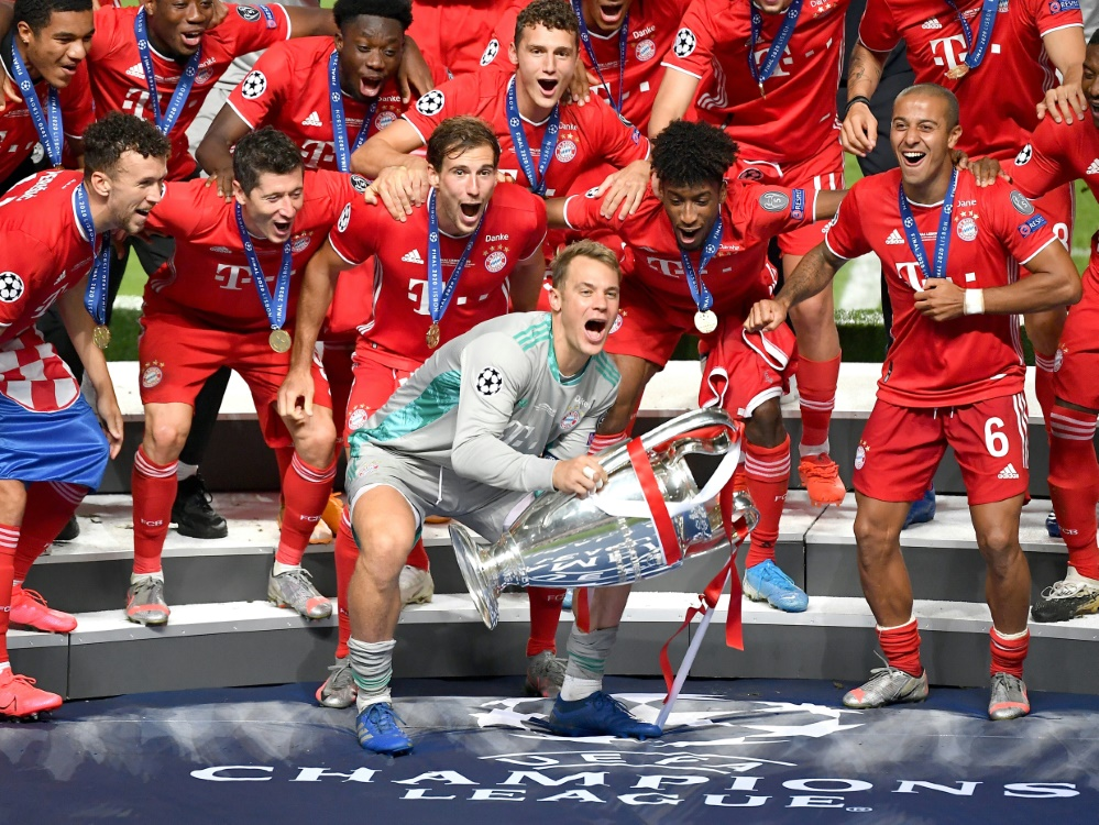 Bayern Triple 2021
