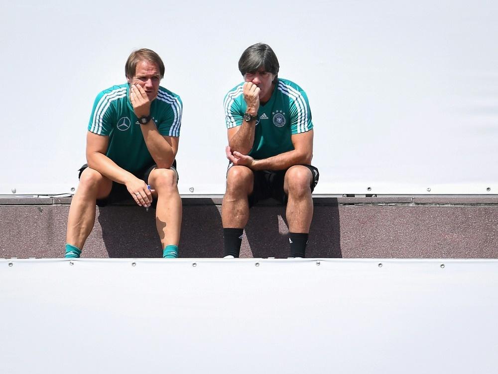 Thomas Schneider sieht bei der Mannschaft viel Potenzial