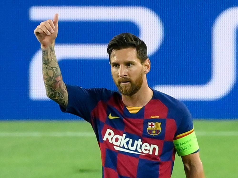Bleibt nun doch in Barcelona: Lionel Messi