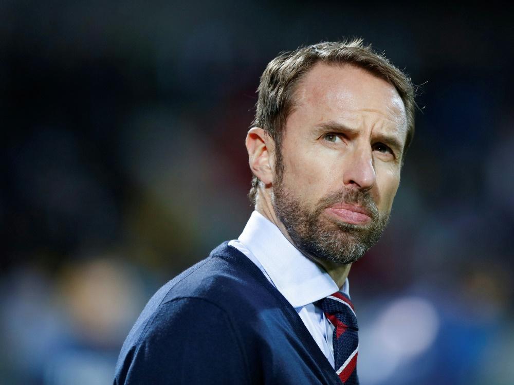 Gareth Southgate handelt und schickt Spieler nach Hause