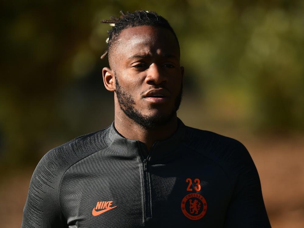 Der FC Chelsea verleiht Batshuayi an Crystal Palace