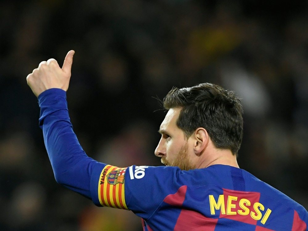 Lionel Messi bleibt Kapitän des FC Barcelona