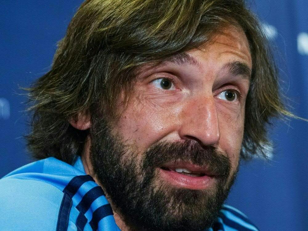 Andrea Pirlo erhält Trainerlizenz vor Saisonstart