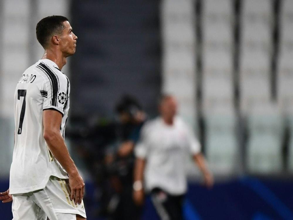 Ohne Fans starten Ronaldo und Juve in die Spielzeit