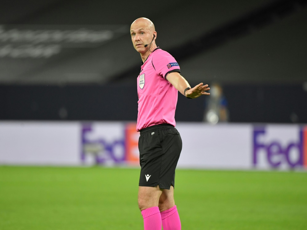 Anthony Taylor wird den UEFA-Supercup leiten