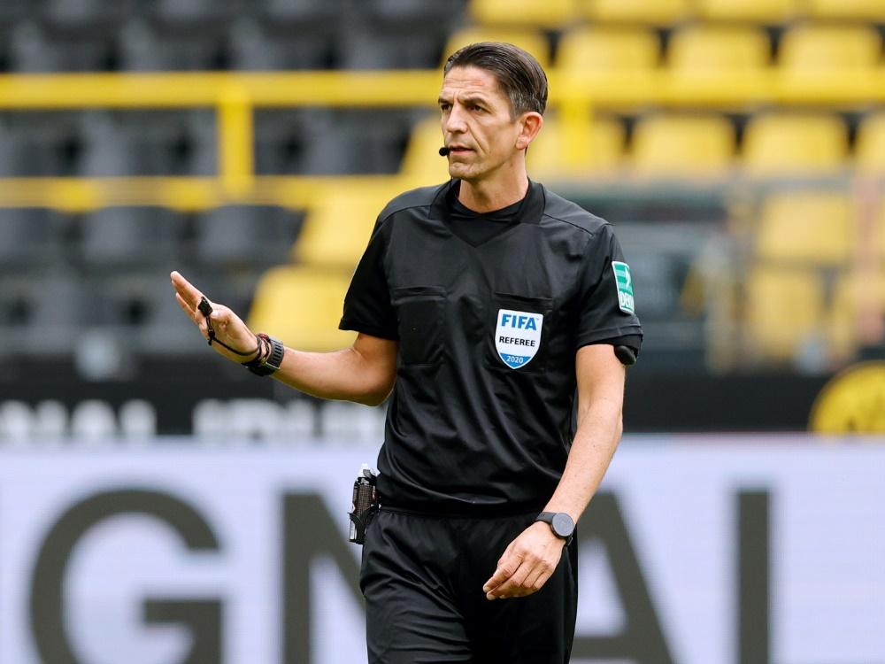 Deniz Aytekin für den Fußballspruch des Jahres nominiert