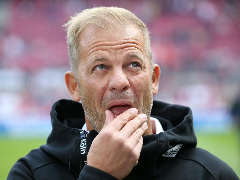 Darmstadt unter Trainer Anfang weiter ohne Liga-Sieg