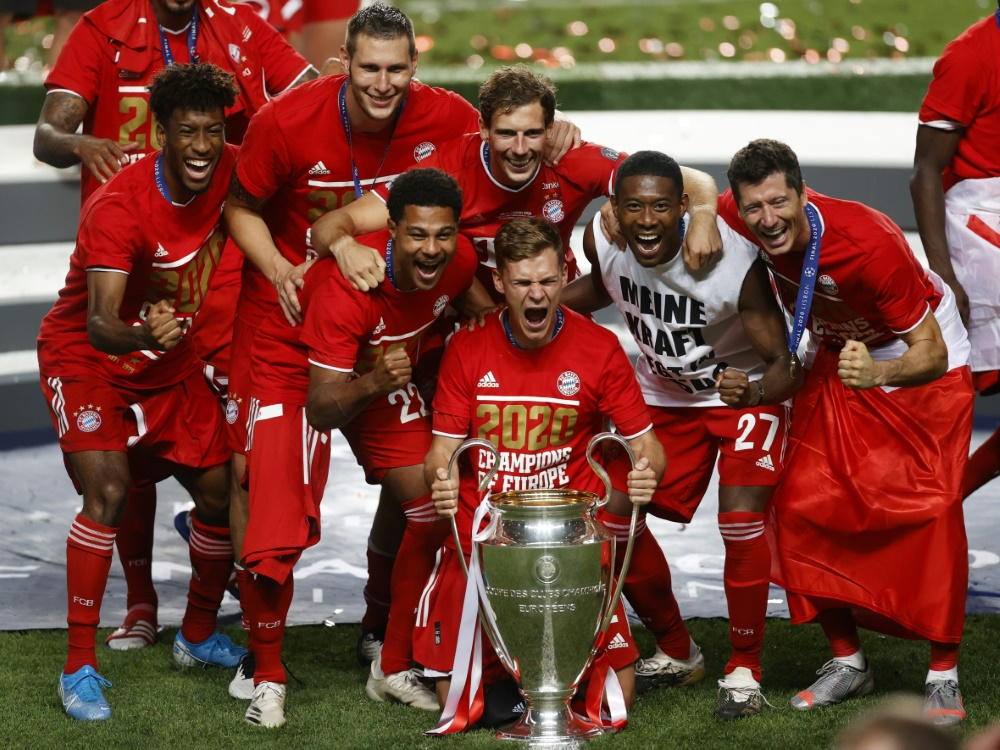 Bayern starten am 21. Oktober in Champions League