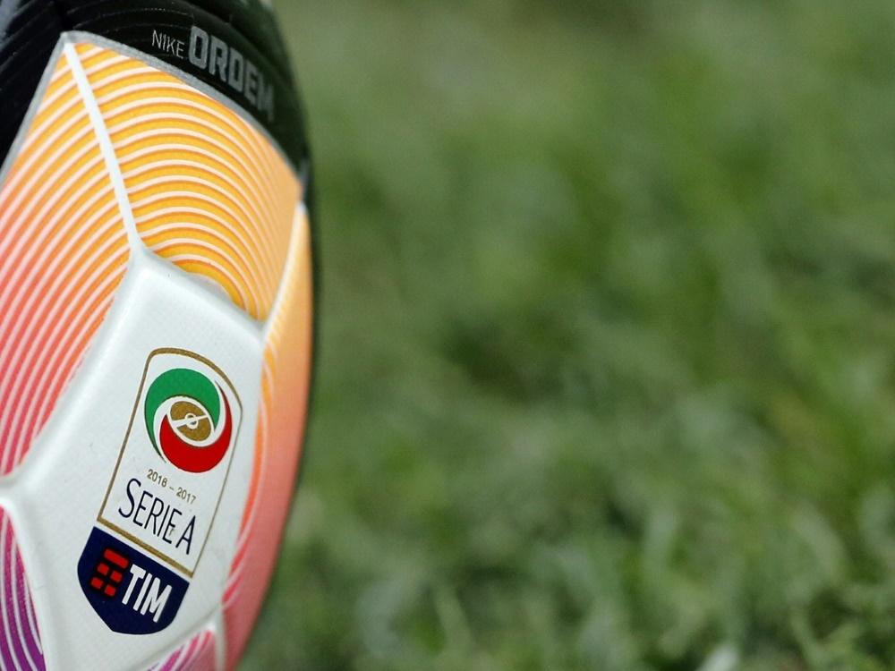 Serie A: Partie Genua - Turin abgesagt