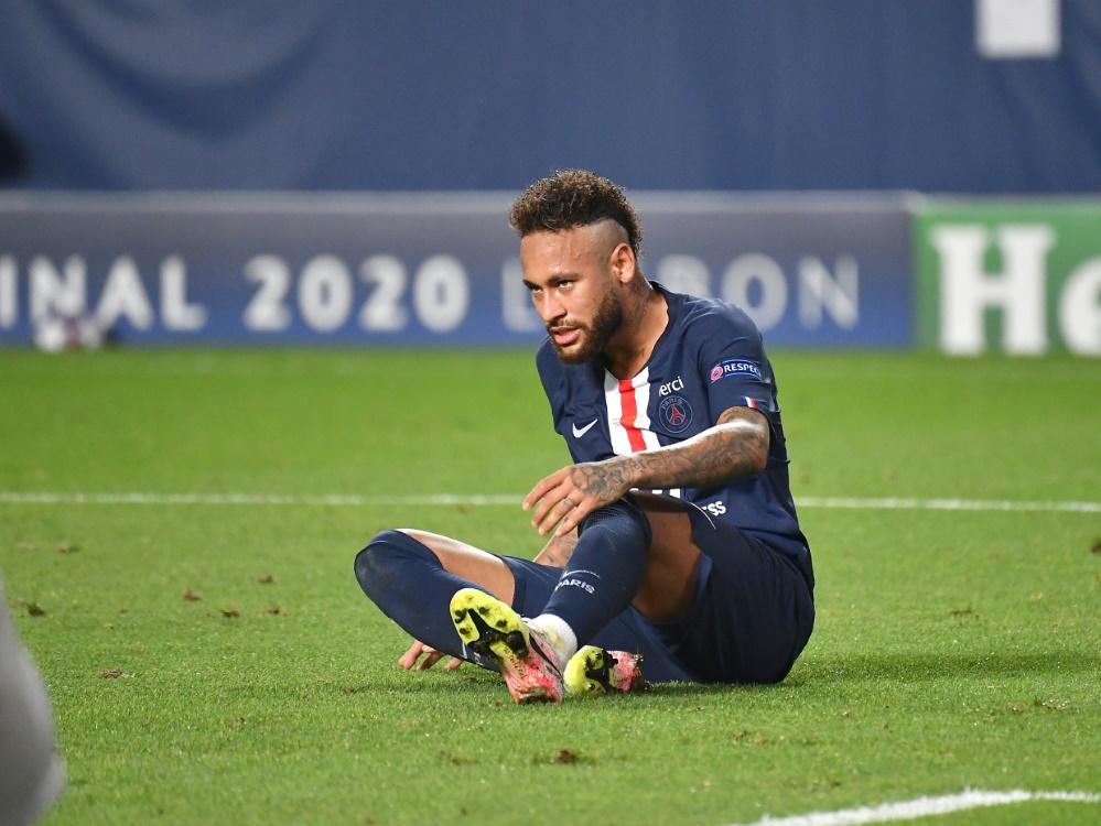 Neymar schuldet spanischem Finanzamt Geld