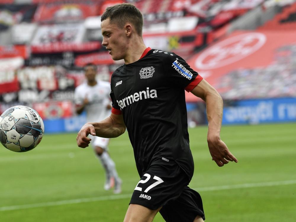 Wirtz ist der jüngste U21-Spieler der DFB-Geschichte