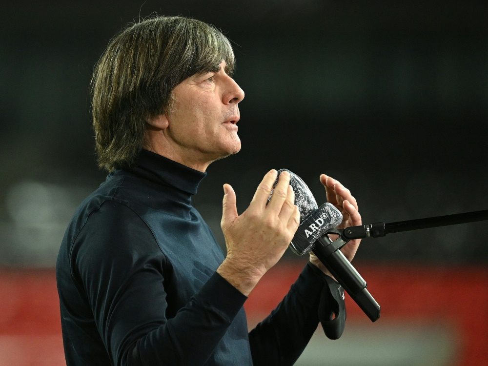 Löw will wieder einen großen Kader nominieren