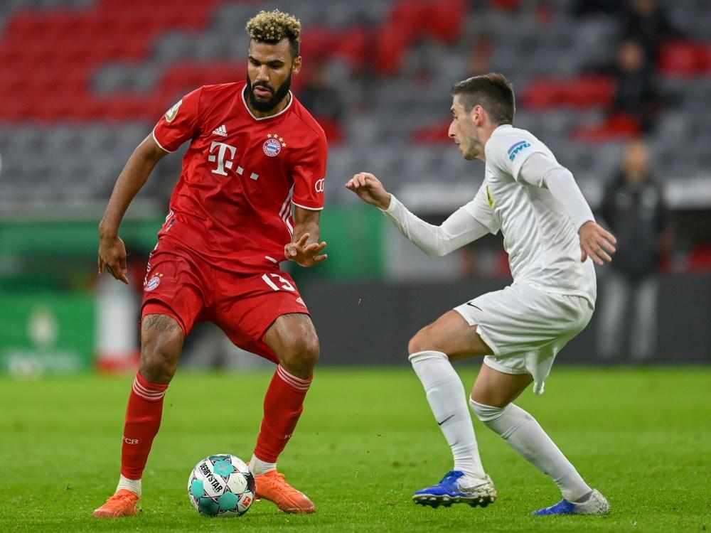 Bayern-Sieg im Schongang beim Debütantenball