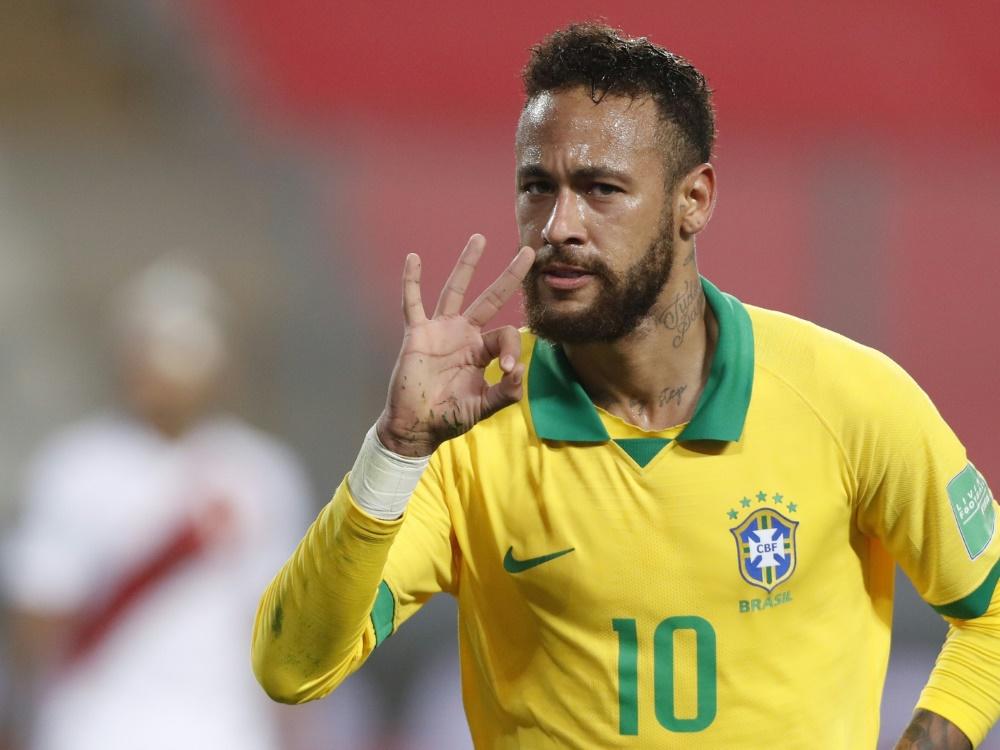 PSG gegen Nimes auch ohne Neymar