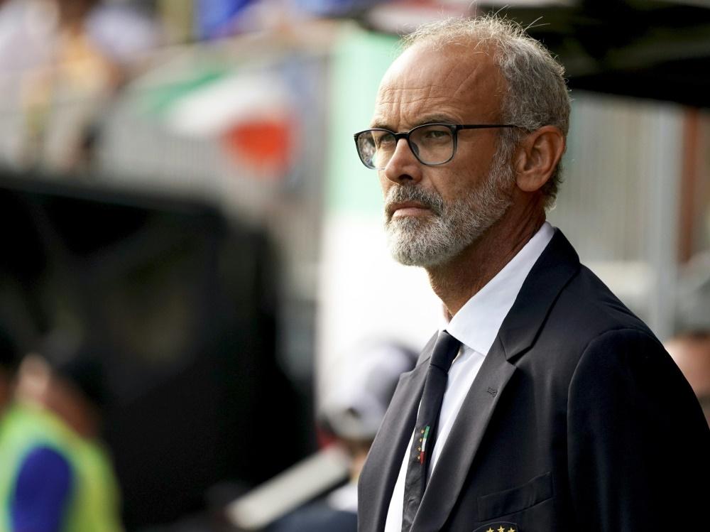 Trainer Nicolato muss auf einige Spieler verzichten